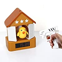 Best mall LCD Screen Cuckoo Alarm Clock ...