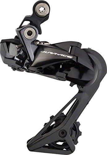 SHIMANO Dura-Ace Di2 RD-R9150 11-Speed Rear Derailleur Black, One ()