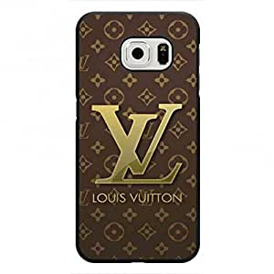 High Quality Logo Funda For Samsung Galaxy S6Edge Louis With Vuitton Logo Image Funda