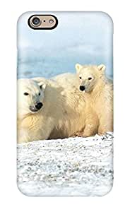 Series Skin Case Cover For Iphone 6(baby Bear Picture)