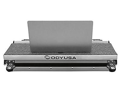 Odyssey FZGSTKS8 Flight Zone Traktor Kontrol S8 DJ Controller Glide Style Case by Odyssey Innovative Designs