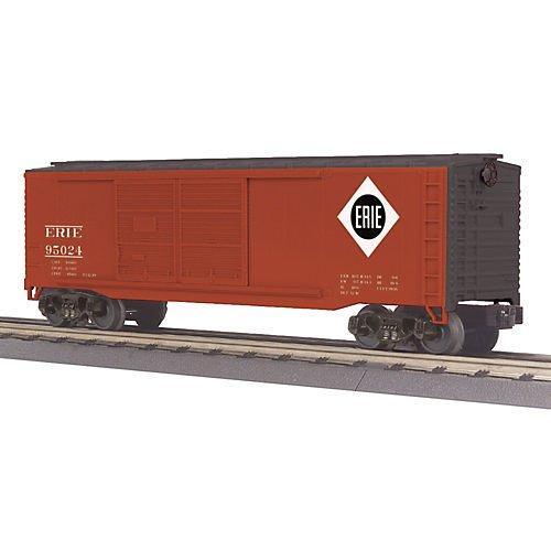 Box Car - Erie (40' Double Door Box Car)