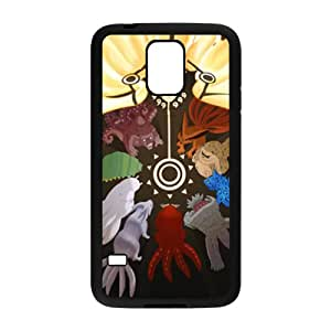 Magical cat man Cell Phone Case for Samsung Galaxy S5