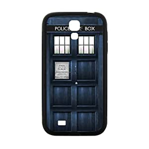 Zero Doctor Who blue police box Cell Phone Case for Samsung Galaxy S4