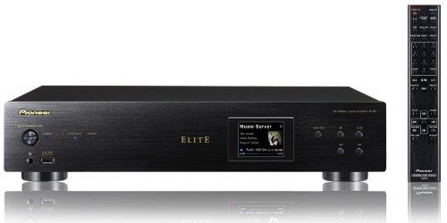 Pioneer Elite Series N-50 Audiophile Networked Audio Player with 2.5