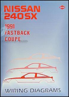 1991 nissan 240sx wiring diagram manual original nissan amazon com 240SX Transmission Diagram