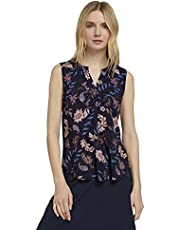 TOM TAILOR Dames Top Blouse
