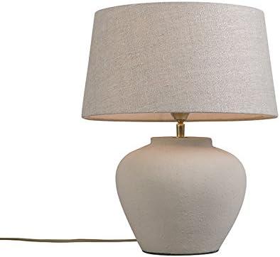 Tischlampe Tischleuchte Leuchte Pokal Vase Leuchte Shabby antik vintage PQ024-b