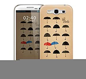 The Blue Umbrella Pixar Samsung Galaxy S3 GS3 protective phone caseKimberly Kurzendoerfer