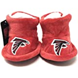 NFL Infant Baby High Boot Slipper Bootie