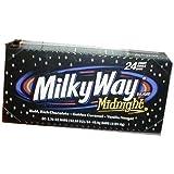 Milky Way Midnight Bars: 24 Count