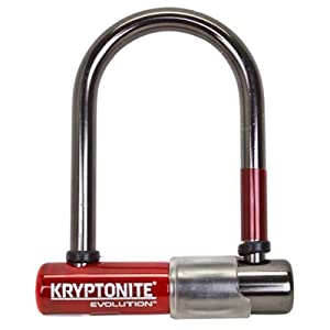 Kryptonite Evolution Series 4 Mini-5 40th Anniversary Lock