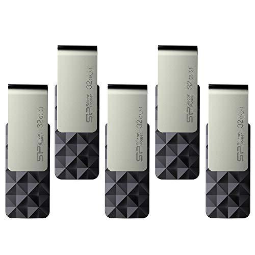 Silicon Power 32GB-Blaze B30