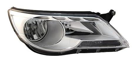 TYC 20-9052-00 Volkswagen Tiguan Driver Side Headlight Assembly
