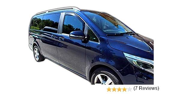 Amazon.es: J&J AUTOMOTIVE J&J - Deflectores de Viento para Mercedes Vito W447 2014 (2 Unidades)
