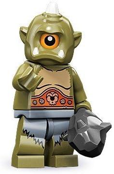 Lego Cyclops (Series 9) & Lego Lady Cyclops (Series 13)
