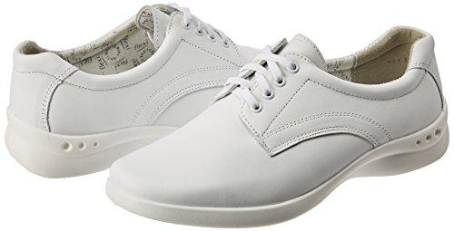 para Casual Confort Zapato Blanco Ofelia Mujer de Flexi FwaRAR