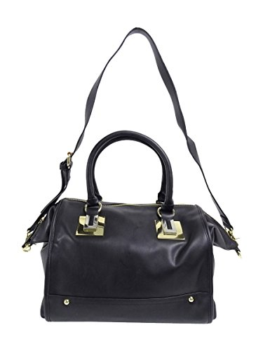 French Connection Women's Arden Hobo Black Tote by French Connection