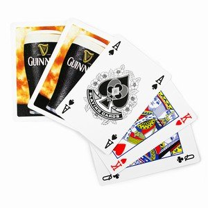 Pint Guinness (Guinness Pint Surge Set Of 52 Playing Cards + Jokers)