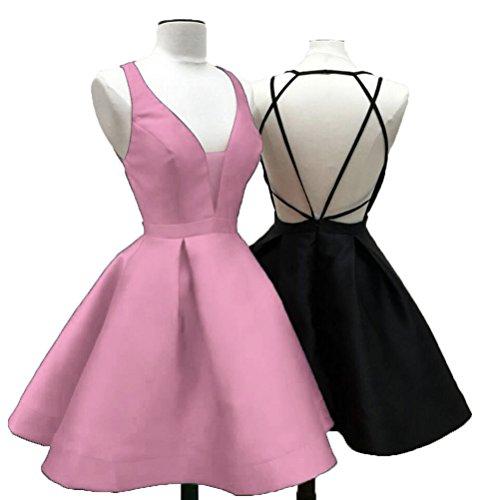 Kleid Rose Damen Fanciest Linie A ta4qxqw1