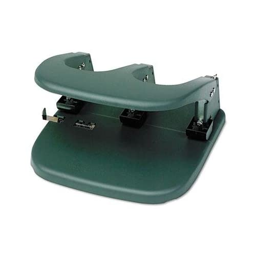 "Master - Mega-Duty Three-Hole Punch 80-Sheet Capacity ""Product Category: Staplers & Punches/Punches"""