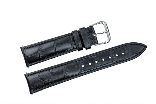 30mm-black-wide-leather-watch-straps-padded-bands-genuine-top-grain-calf-skin-for-mens-big-large-wri