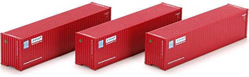 HO RTR 40' Corrugated Container, Hyundai