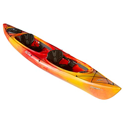 Old Town Canoes Kayaks Dirigo Tandem Plus Recreational Double Kayak