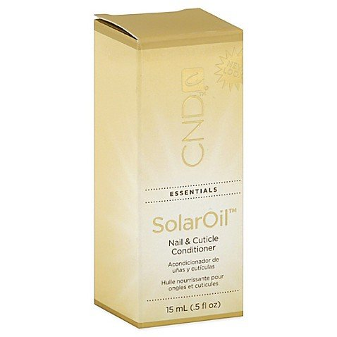 Essentials Solar Oil Nail & Cuticle Conditioner .5 oz. by CND by by CND