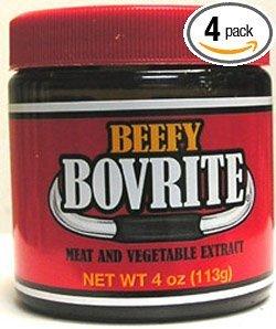 Beefy Bovrite 4oz (4 pack)