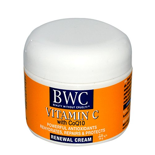 Beauty Without Cruelty, Vitamin C, with CoQ10, Renewal Cream, 2 oz (56 g) - 2pc ()