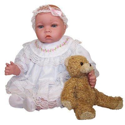 envío gratuito a nivel mundial Molly P. Original Baby Doll with Accessories and Daisy Bear, Bear, Bear, 18 by Molly P. Originals  garantía de crédito