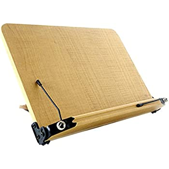 Nice Production INP-102-O Book Stand (Bookstand / Bookstands / Holder / Cookbook / Music)