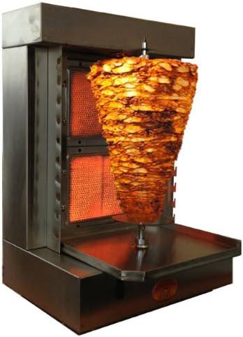 Spinning Grillers 5 en 1-gyro machine-shawarma machine-donar Kebab machine-tacos al Pastor Machine – Backyard Vertical y de barbacoa Kebab Grill- 3ª generación.: Amazon.es: Jardín