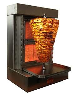 Spinning Grillers 5en 1-gyro machine-shawarma machine-donar Kebab machine-tacos al Pastor Machine–Backyard Vertical y de barbacoa Kebab Grill- 3ª generación.