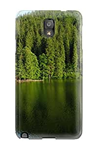 6886377K84179502 Premium Earth Landscape Heavy-duty Protection Case For Galaxy Note 3