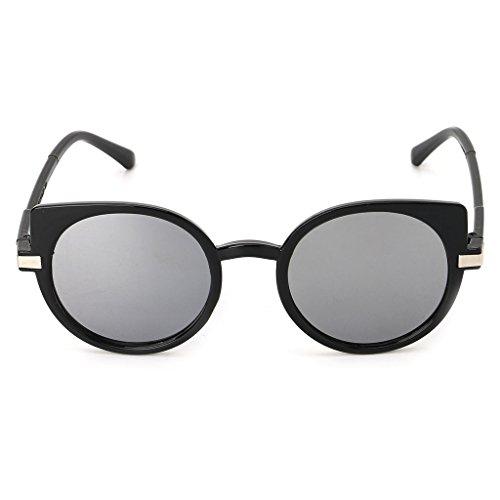 lunettes Blanc Kalttoy mode luxe marque lunettes Eye Cat lentille unisexe soleil de UV400 océan Designer de RqFHWxR