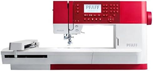 Pfaff Creative 1.5 - Máquina de coser y bordar: Amazon.es: Hogar