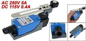 /Levier de rouleau rotatif fin de course ajustable Bras pour plasma CNC Moulin Sourcingmap a11112500ux0355/