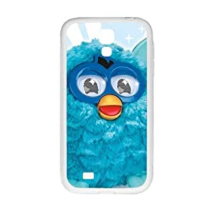 Cool painting Blue lovely animal Cell Phone Case for Samsung Galaxy S4