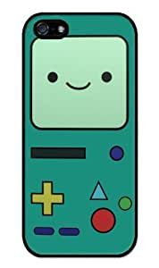 Beemo Adventure Time iphone 5 case - Fits iphone 5 AT&T, Sprint, Verizon