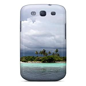 Galaxy S3 Hard Case With Awesome Look - IPHZP3449UoiQY