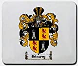 Irizarry Family Shield / Coat of Arms Mouse Pad