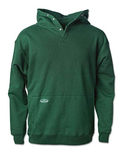 - Arborwear Men's Double Thick Pullover Sweatshirt, Forest Green, 4X-Large
