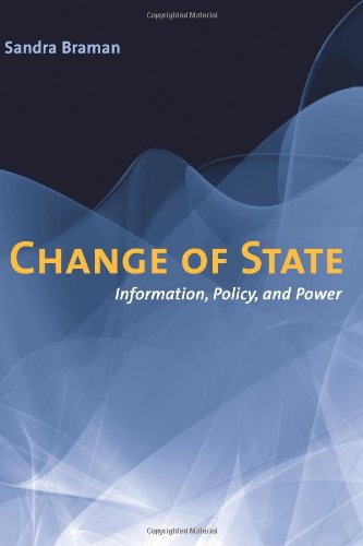Change of State: Information, Policy, and Power