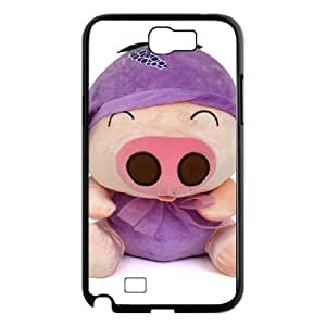 Cartoon pig Brand New Cover Case with Hard Shell Protection for Samsung Galaxy Note 2 N7100 Case lxa#973780