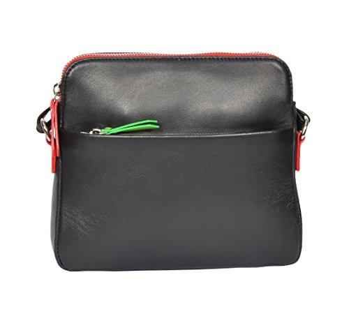Body Bag Femme S Cross Black Fashion A1 Goods Polly Bxnvwq0nXY