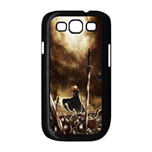 Saber Fate Stay Night Anime Samsung Galaxy S3 9 Cell Phone Case Black persent xxy002_6911801