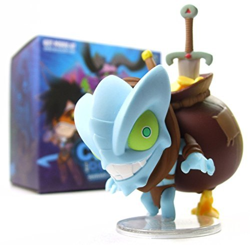 World Of Warcraft Goblin - Cute But Deadly Series 2 Vinyl Figure TREASURE GOBLIN from World of Warcraft