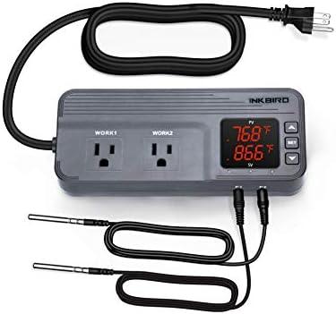 Inkbird Thermostat Temperature Controller Incubator product image
